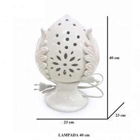 LAMPADA PUMO GRANDE CM.40