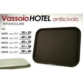 VASSOIO HOTEL ANTISCIVOLO 38*51