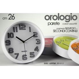 OROLOGIO TONDO CM24