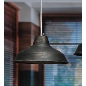 LAMPADA SOFFITTO NERA D27XH13