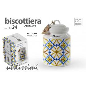 BISCOTTIERA TERRA D'AMURI 24CM