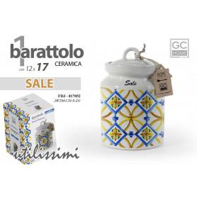 BARATTOLO SALE 17CM