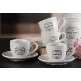 SERVIZIO CAFFE NIVEN X4PERSONE A2C
