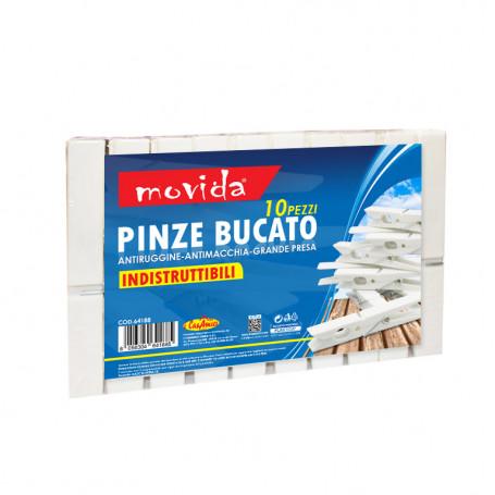 MOVIDA 10 MOLLETTE BIANCO