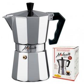 MOKARITA 6 TAZZE CAFFETTIERA