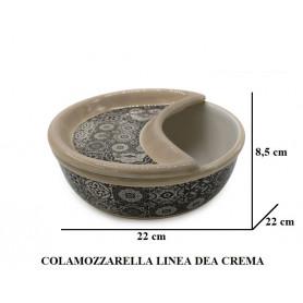 CIOTOLA C/TAGLIERE CREMA DEA