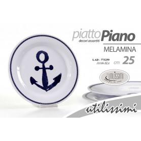 PIATTPO PIANO MARE 100% 25CM
