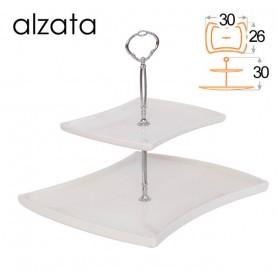 ALZATA 2 PIANI ACRILICO