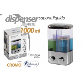 DISPENSERIGIENIZZANTE 1000ML 2SCOMP