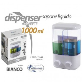 DISPENSER IGIENIZZANTE ML1000 BIANC